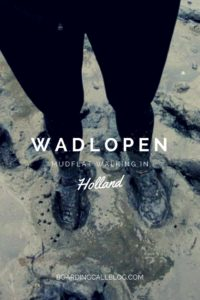 Wadlopen in Holland