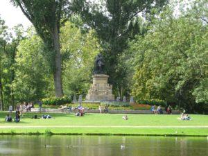 Vondelpark Amsterdam Netherlands