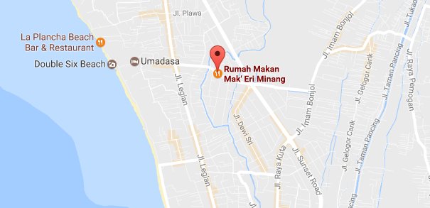 Fish market Seminyak Kuta