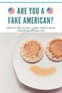 Fake American