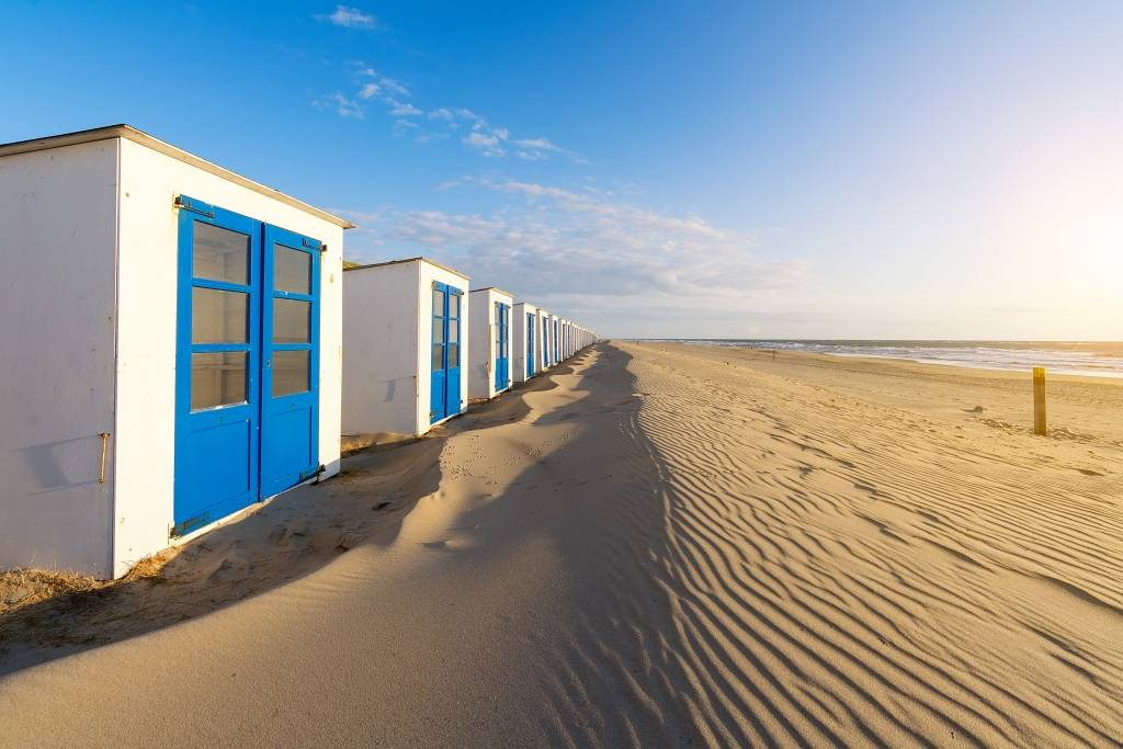 strandhuise texel