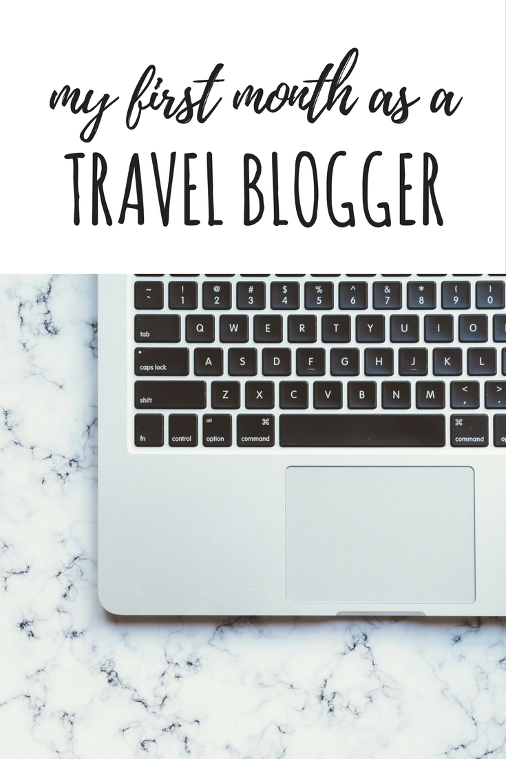 Starting a travel blog