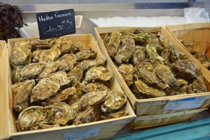 oysters normandy