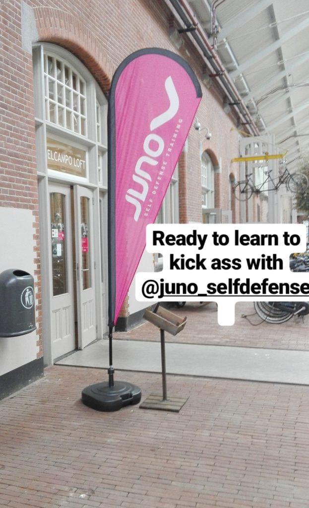 Juno self defense