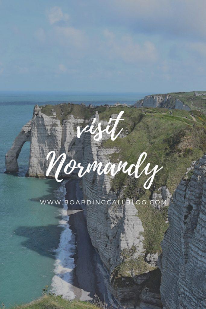 visit Normandy