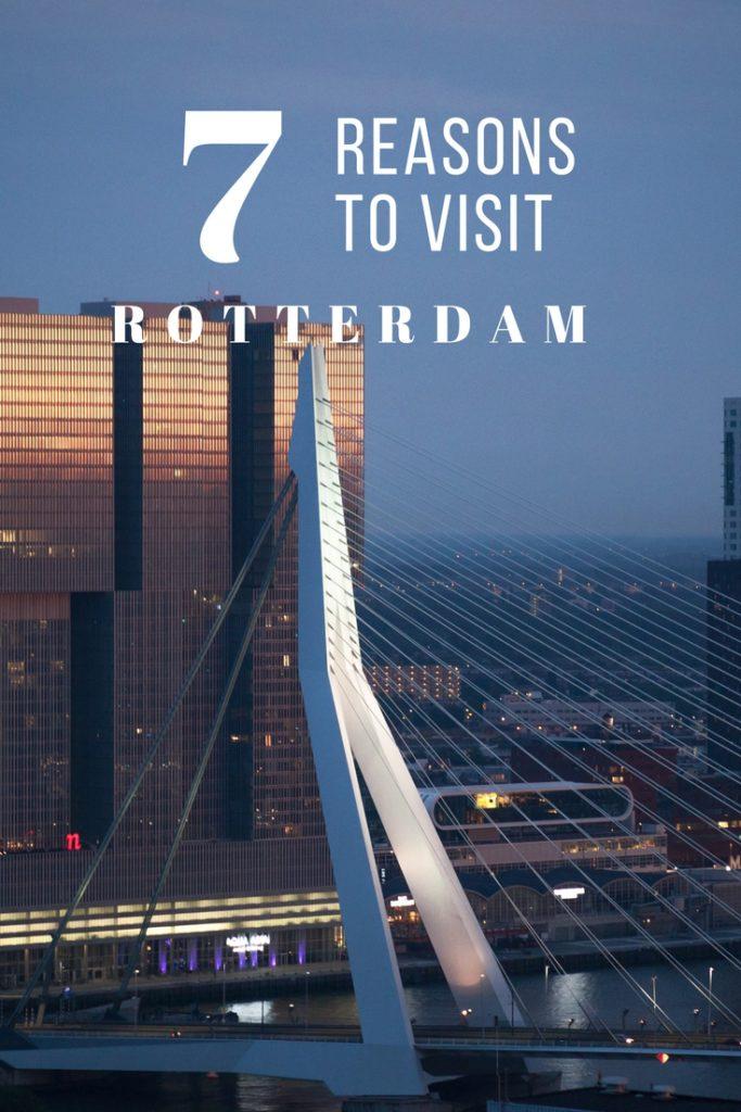visit Rotterdam