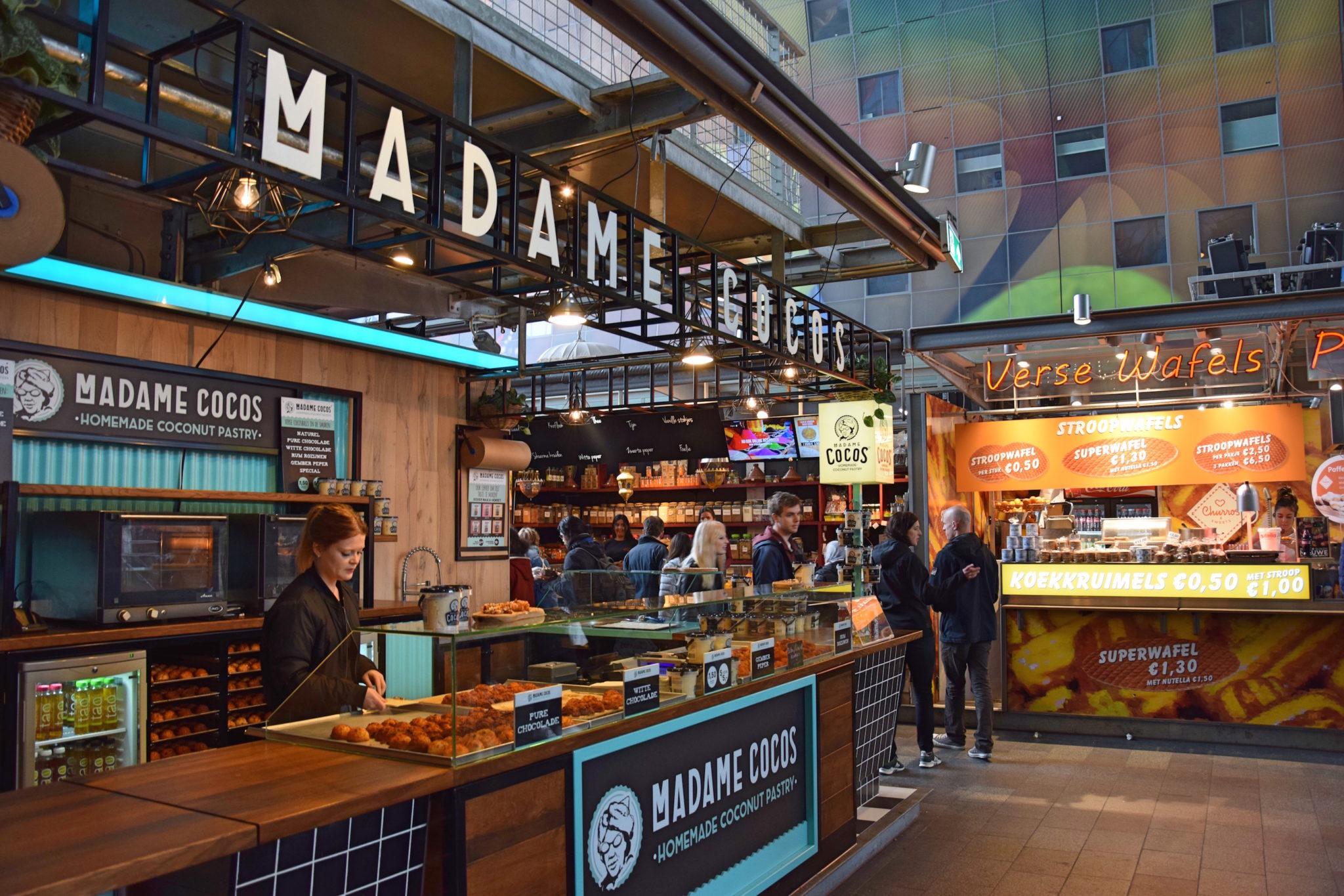 Markt Hall Rotterdam