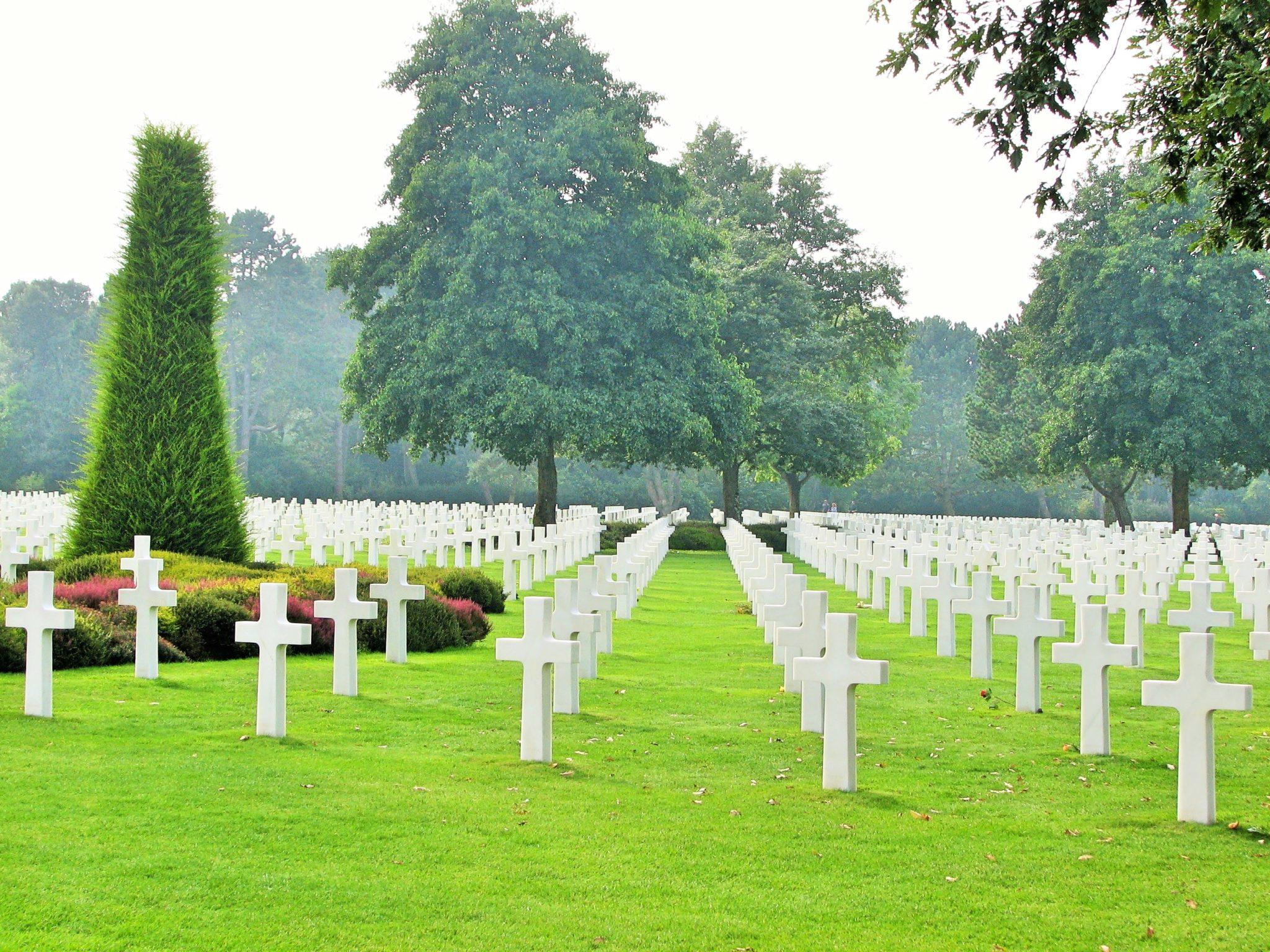 US Cemetery Normandy