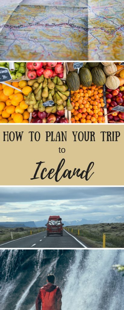 plan your trip to iceland