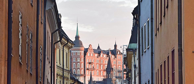 Best photo spots in Stockholm