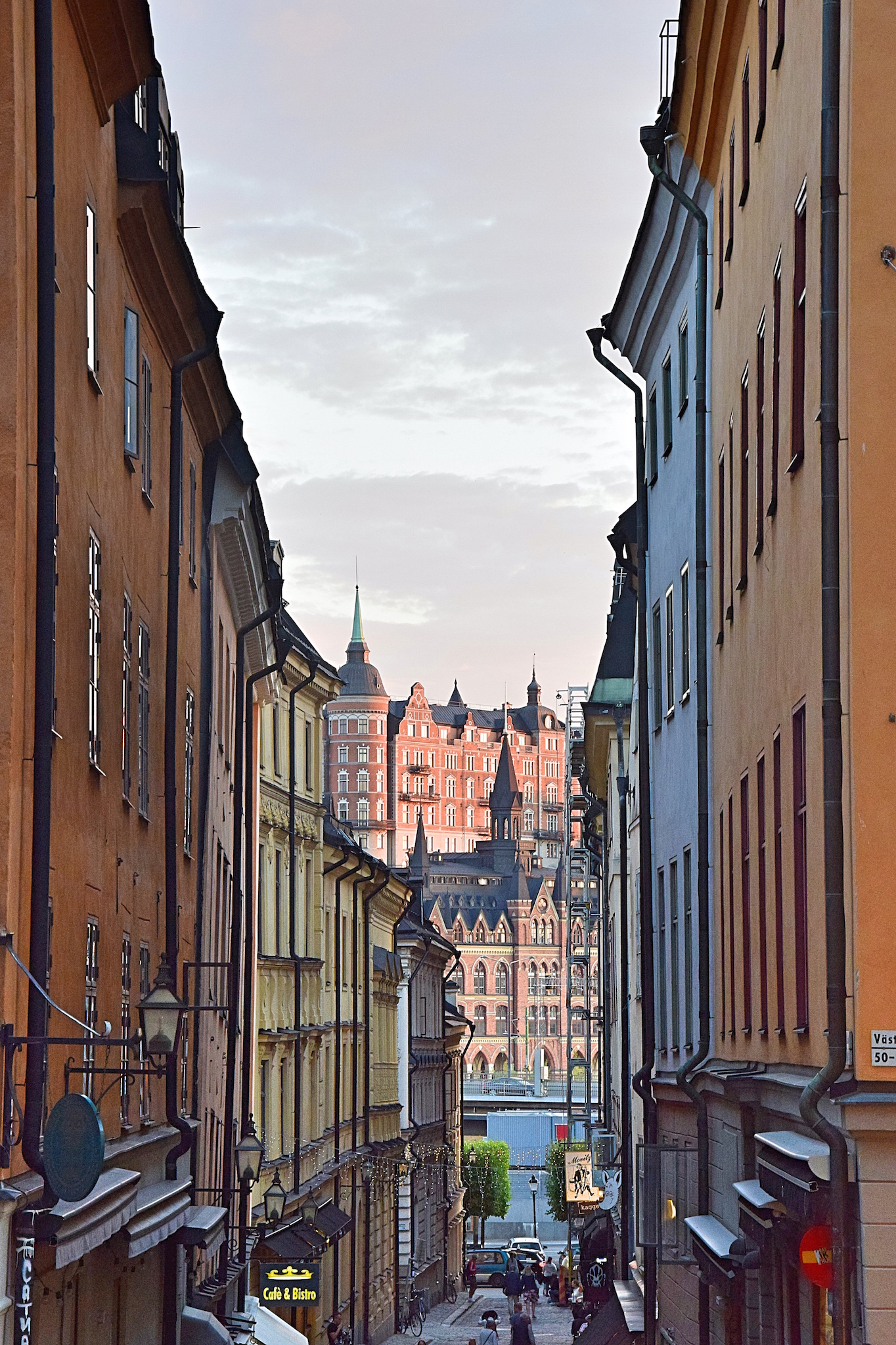 Best photo spots in Stockholm