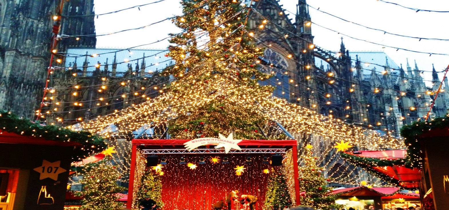 Europe's 5 Best Christmas Markets