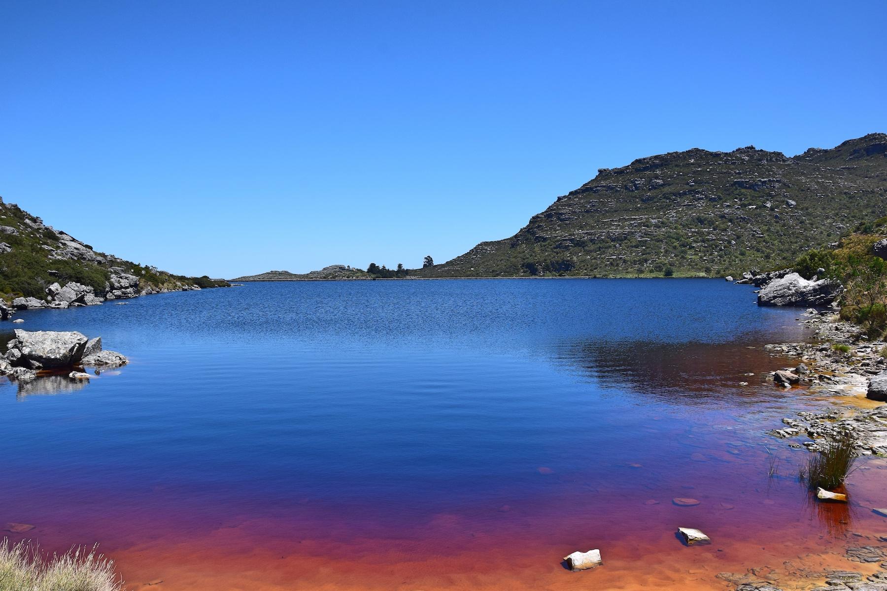 de villiers reservoir table mountain