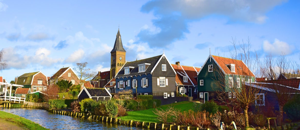 marken the netherlands