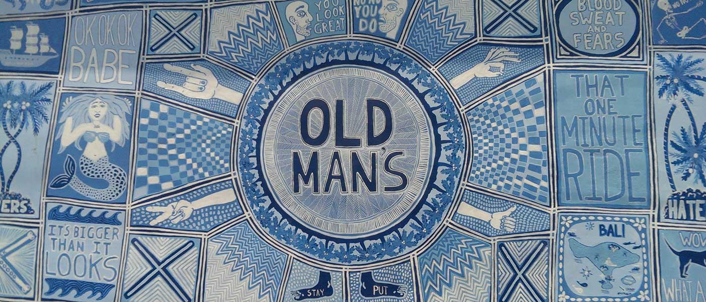 old man's bali