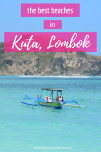 beaches in kuta lombok