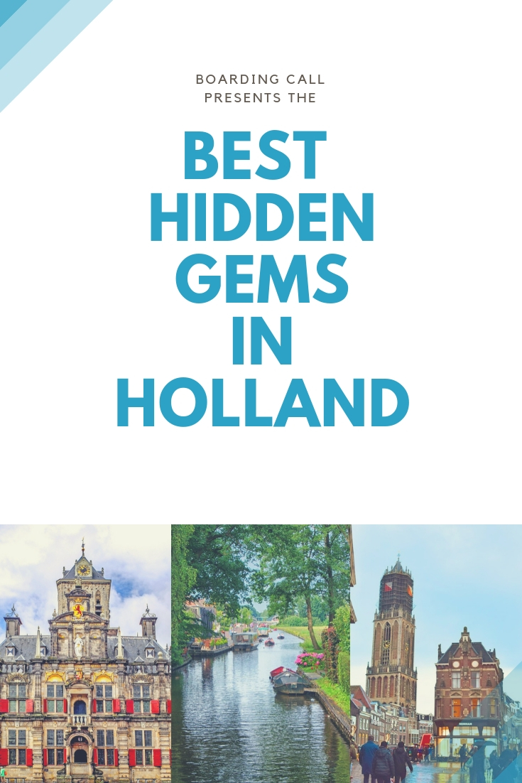 hidden gems in holland