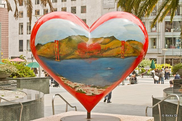 Heart in SF