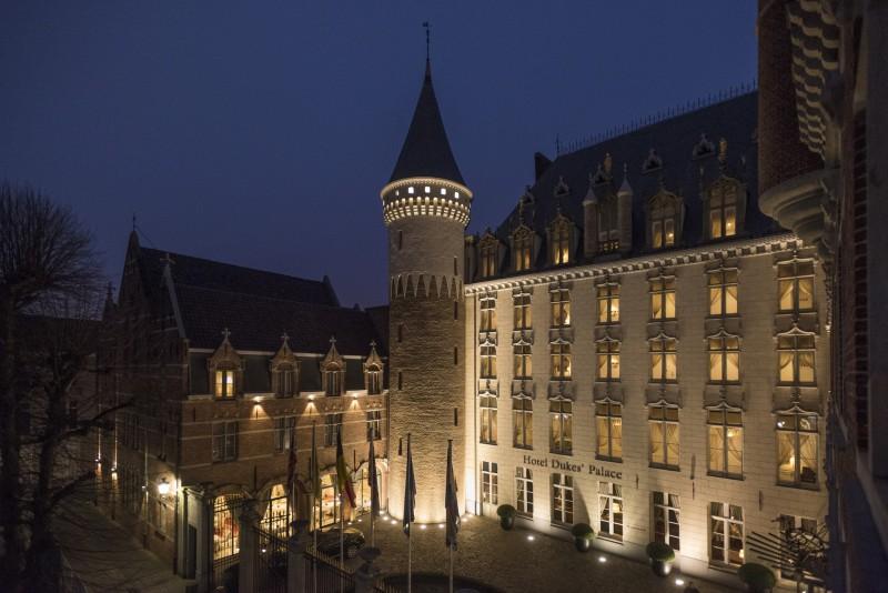 Dukes palace hotel bruges