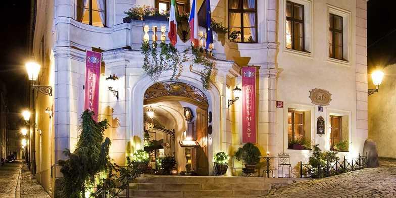 Alchemyst Hotel Prague
