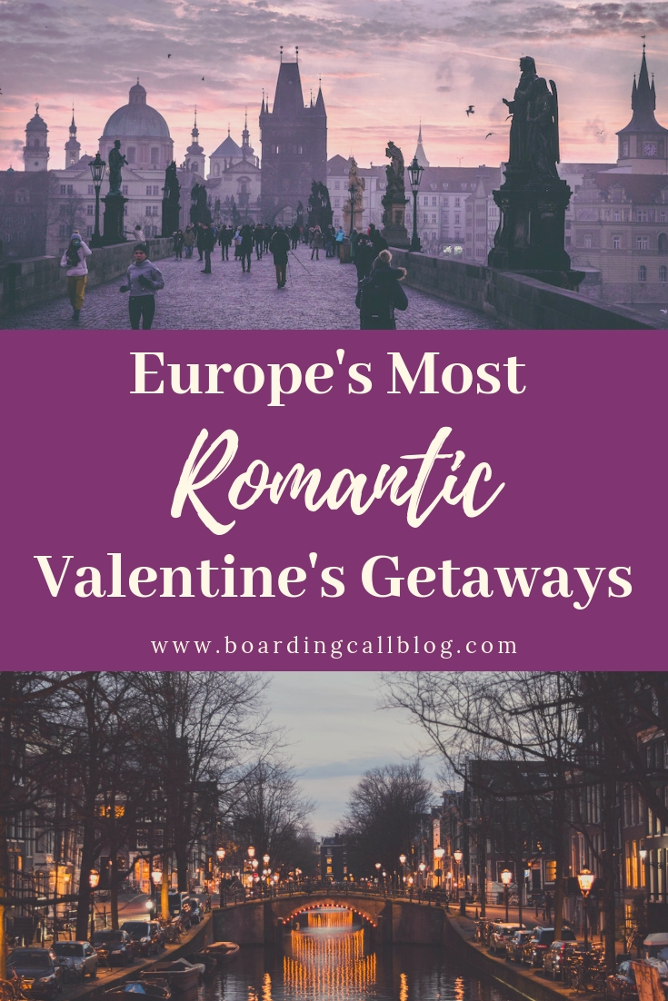 valentine's getaways europe