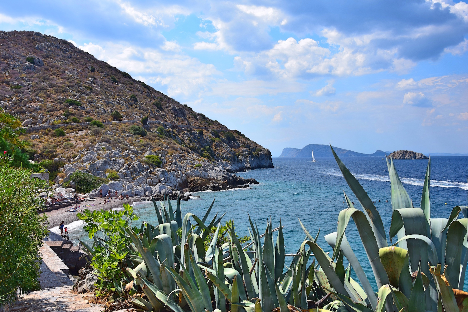 The perfect getaway to Hydra Island, Greece